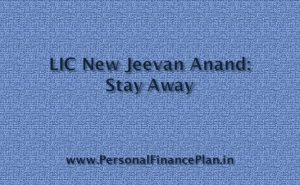 LIC New Jeevan Anand Review