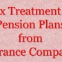 20160512_Tax Benefits on pension plans from Insurance Companies Featured Image