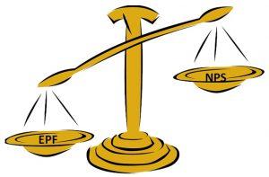 EPF vs NPS NPS vs EPF Featured Image