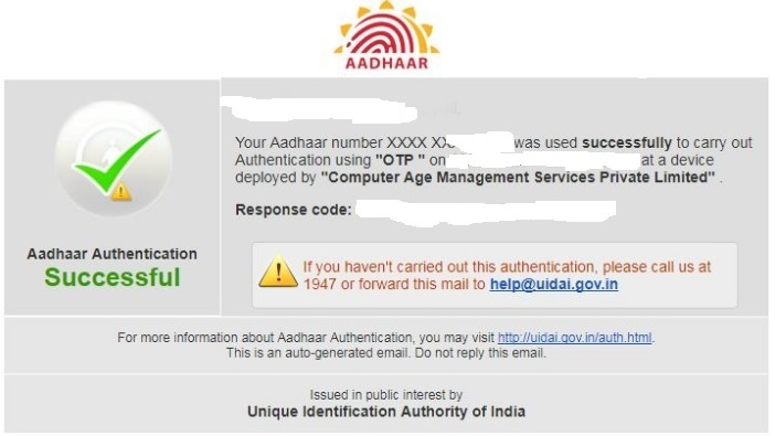 How to Link Aadhaar number to Mutual Fund Investments Aadhaar card to mutual funds