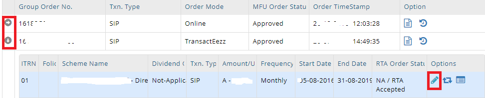 How to stop or cancel SIP in MFU MF Utility 4