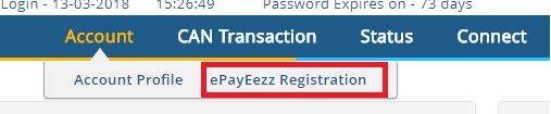 MF Utility ePayeezz registration payeezz registration caneezz