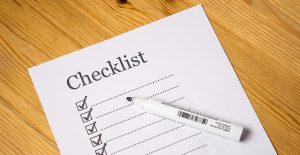 financial checklist personal finance checklist